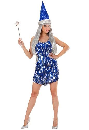 Zauberer Kostüm Damen