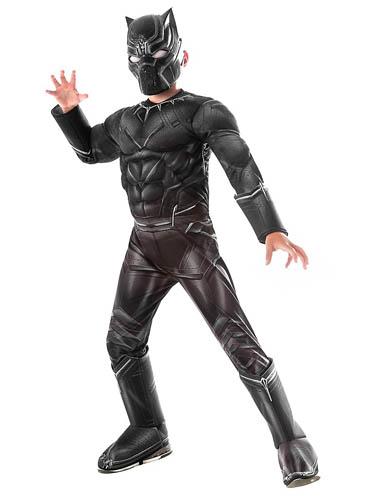 Black Panther Kostüm Kinder