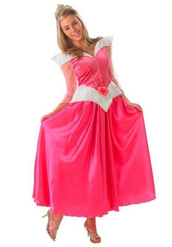 Dornröschen Kostüm Damen