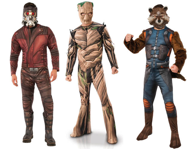 Guardians of the Galaxy Kostüme