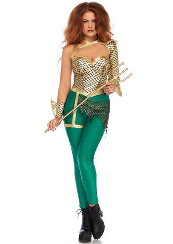 Aquaman Kostüm Damen