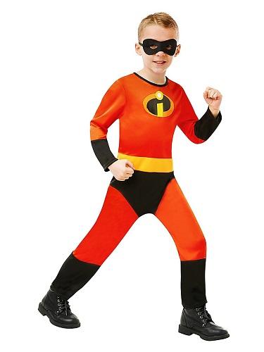 Die Unglaublichen Kostüm Kinder Flash