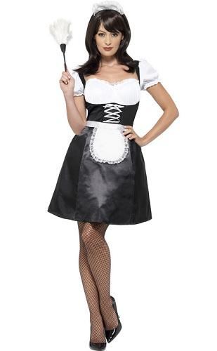 Dienstmädchen Kostüm