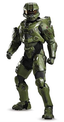Halo Kostüm Master Chief Deluxe