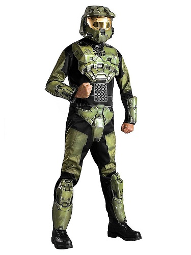 Halo Master Chief Kostüm