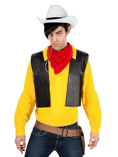 Lucky Luke Kostüm Herren
