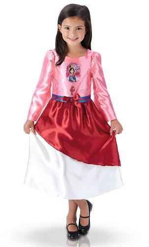 Mulan Kostüm Kinder