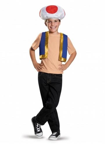 Toad Kostüm Kinder