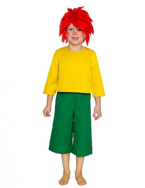Pumuckl Kostüm Kinder Jungen Mädchen