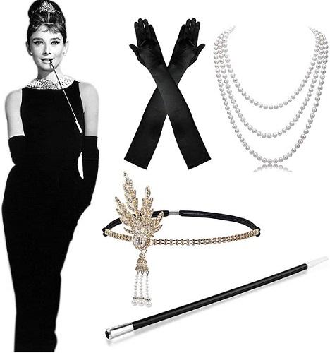 Audrey Hepburn Kostüm