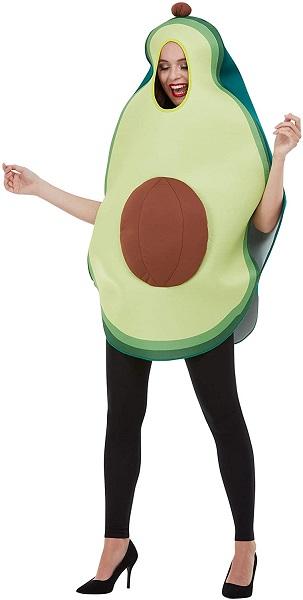 Avocado Kostüm Damen Frauen Erwachsene
