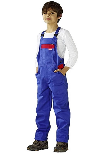 Bauarbeiter Kostüm