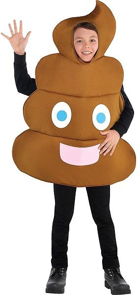 Emoji Kostüm Smiley Kostüm