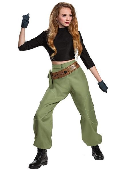 Kim Possible Kostüm