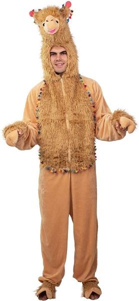 Lama Kostüm