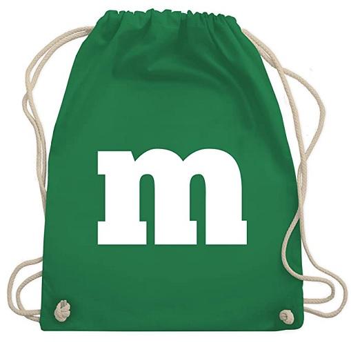 M&M Kostüm Tasche Kinder