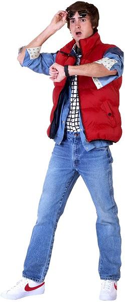 Marty McFly Kostüm
