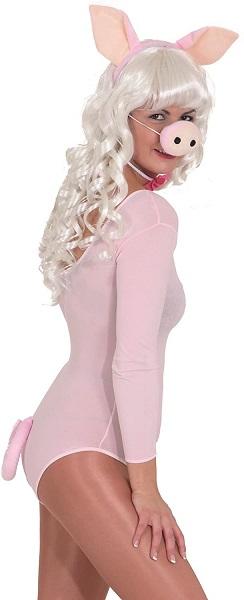 Miss Piggy Kostüm