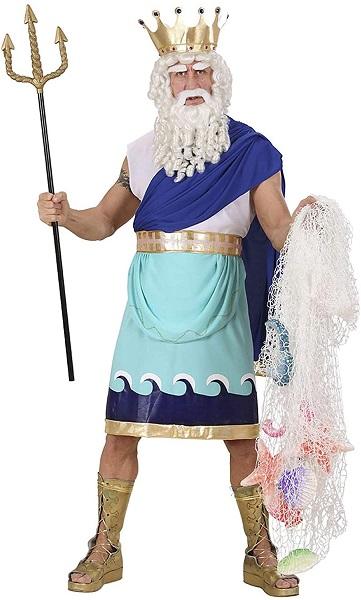 Neptun Kostüm