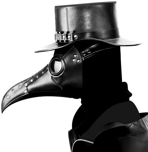 Pest Doktor Kostüm