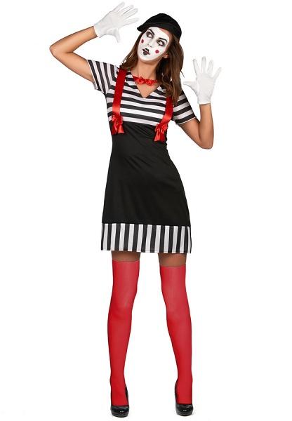 Pierrot Kostüm