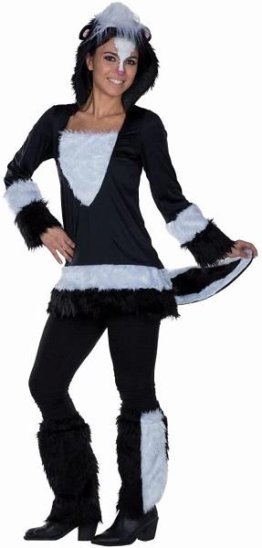 Stinktier Kostüm