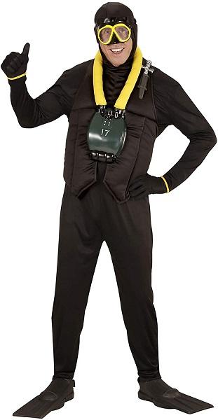 Taucher Kostüm