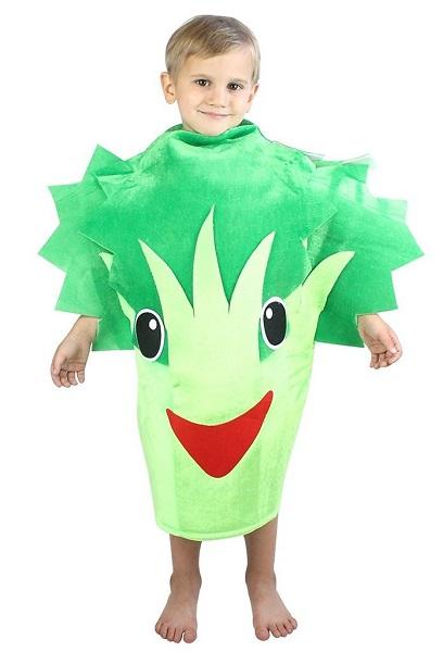 Brokkoli Kostüm