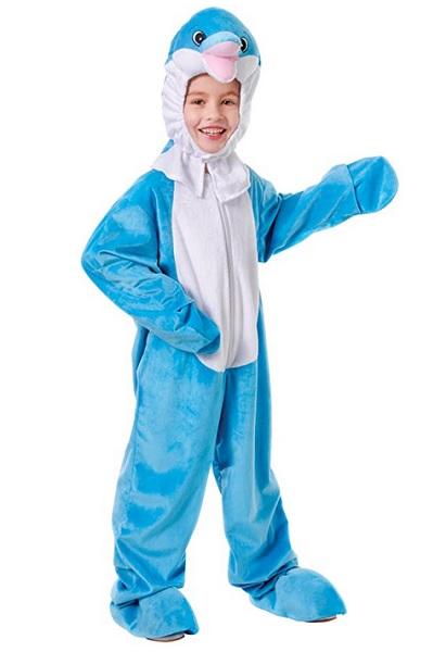 Delfin Kostüm
