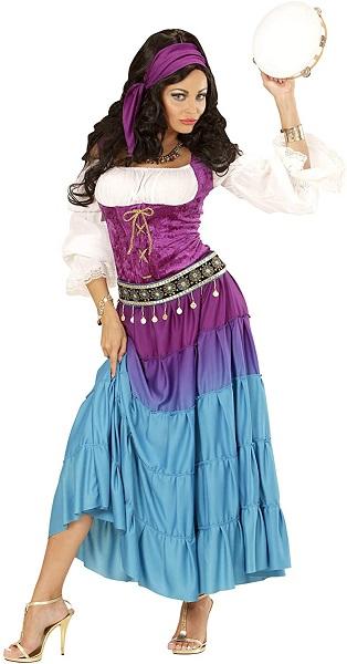 Esmeralda Kostüm