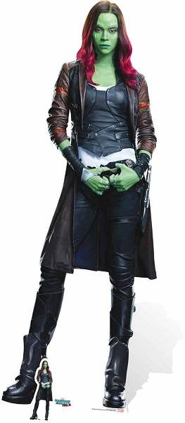 Gamora Kostüm