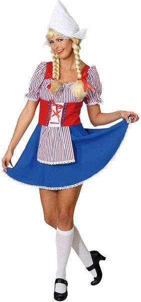 Holländerin Kostüm Frau Antje Kostüm