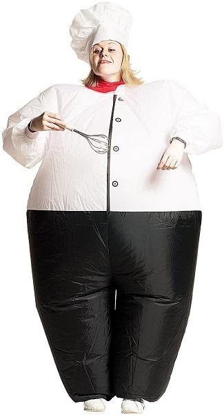 Koch Kostüm