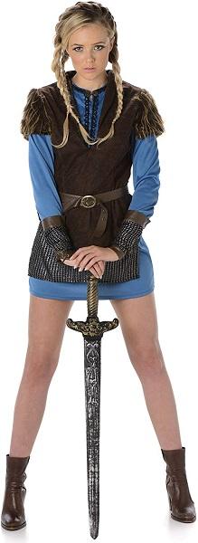 Lagertha Kostüm