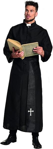 Priester Kostüm
