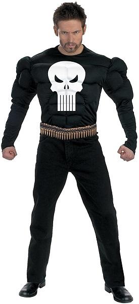 Punisher Kostüm