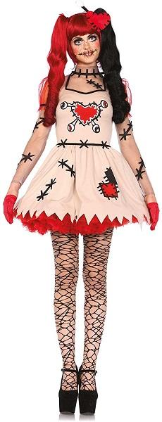 Voodoo Puppe Kostüm