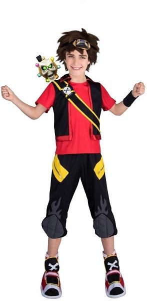 Zak Storm Kostüm